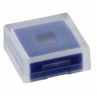 Blue Tactile Switch for use with Illuminated Tactile Switch