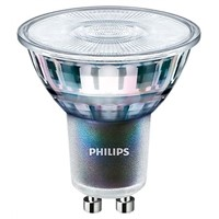 Philips Lighting GU10 LED Reflector Bulb 5.5 W(50W) 3000K, Warm White, Dimmable