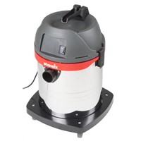 Starmix E 1232HK Floor Vacuum Cleaner Wet and Dry Vacuum Cleaner for Dust Extraction, 5m Cable, Type C - Euro Plug,