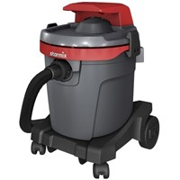 Starmix E 1232HK Floor Vacuum Cleaner Wet and Dry Vacuum Cleaner for Dust Extraction, 8m Cable, 240V ac, Type C - Euro