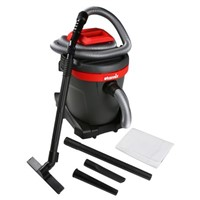 Starmix A 1232EHB Floor Vacuum Cleaner Wet and Dry Vacuum Cleaner for Dust Extraction, 5m Cable, 240V ac, Type C - Euro