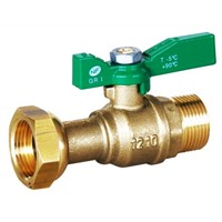 Sferaco Brass Manual Ball Valve 3/4 in BSPP Ball Valve