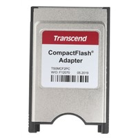 Transcend PCMCIA Internal Card Reader for Compact Flash Type I Card Types