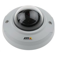 AXIS Communications Companion Dome V Network Indoor CCTV Camera, 1920 x 1080 Resolution, IP42