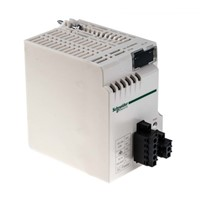 Schneider Electric PLC Power Supply Modicon M340 Series Modicon M340, 100  240 V ac, 24V dc, 4.5 A 36W