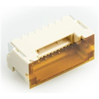 JST, ZE, BM07B, 7 Way, 1 Row, Straight PCB Header