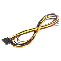 Serial ATA power-pigtail cable assembly