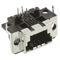 TE Connectivity Female SDL Connector, SDL Series,, 4 Way Solder Termination