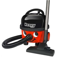 Numatic Henry Kit AS-0 Floor Vacuum Cleaner Henry Vacuum Cleaner for Dust Extraction, 10m Cable, 230V, UK Plug