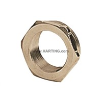 HARTING 21  16mm Cable Gland Adaptor, Metal