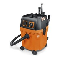 New FEIN Dustex 35 L Floor Vacuum Cleaner Vacuum Cleaner for Dust Extraction, 6m Cable, 230V, Type C - Euro Plug