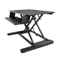 New Startech Sit-Stand Desk Converter, Max 30in Monitor