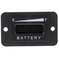 New Lead-acid Battery indicator 12/24Vdc