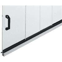 Bosch Rexroth PVC, Door Profile, 8mm Slot