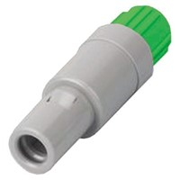 Lemo, 2 contacts Cable Mount Plug Solder