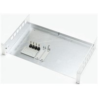 Y8846S Rack mount kit, single