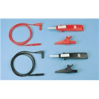 Catu Multimeter Test Lead DX06001 Test Probe Kit, CAT III 1000 V