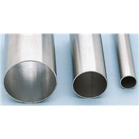 RS PRO 3m Long Unthreaded Stainless Steel Pipe, 3in Nominal Outer Diameter
