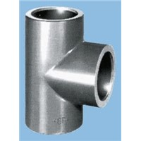 Georg Fischer 90 Tee PVC Pipe Fitting, 40mm