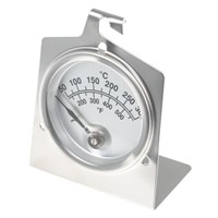 Digital Thermometer, Centigrade, Fahrenheit Scale, +50  +300 C, 50mm dia. Free Standing