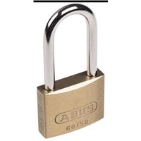 ABUS XR0060HB55 All Weather Brass, Steel Padlock 50mm