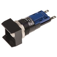 Momentary Push Button Switch, IP67, Panel Mount