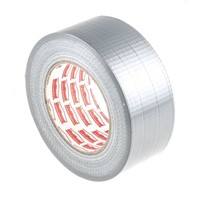 Loctite PE Coated Silver Duct Tape, 50mm x 50m