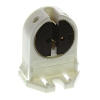 Fluorescent T5 Lamp Holder Snap-Fit - 26.620.2001.50