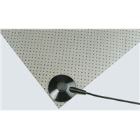 Plastic Systems ESD Earthing Sheet With 10 mm Snap