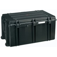 GT Line Waterproof Plastic Equipment case With Wheels, 435 x 860 x 560mm