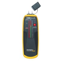 Chauvin Arnoux C.A 847 Moisture Meter, Maximum Measurement 100%