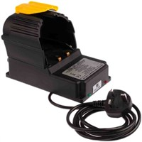120/230 V ac Handlamp Charger for use with Wolflite Rechargeable Handlamp, 110 x 190 x 125 mm, Wall Mounted