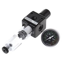 Filter Regulator G1/4 Series NL2 + Gauge