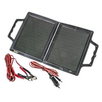 Solar Technology Solar Charger, Output:12V for use with 12V Battery, Automotive, Marine