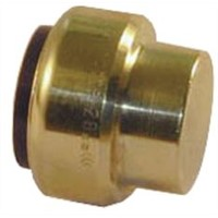Pegler Yorkshire Brass Push Fit Fitting 15mm