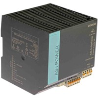 Siemens PLC Power Supply 3RX950 Series AS-I Power Supply Unit, 120 V ac, 230  500 V ac, 30V dc, 8 A 125 x 120 x
