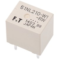 Fujitsu SPDT PCB Mount Latching Relay - 25 A, 10V For Use In Automotive Applications