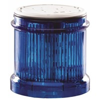 SL7 Beacon Unit, Blue LED, Strobe Light Effect, 24 V ac/dc
