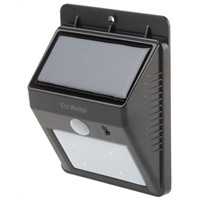 Eco Wedge Solar Welcome Light