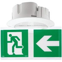 LED Emergency Lighting Bulkhead 1 W
