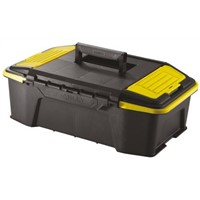 CLICK AND CONNECT TOOL BOX C/W ORGANISER
