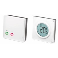 Digital Battery Powered RF Thermostat