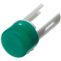Green Round Push Button Indicator Lens for use with 18 Series