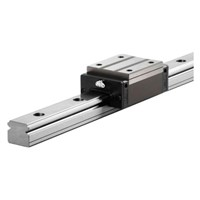 Guide Block, Std Flanged, 15mm rail