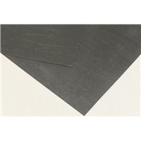 Klinger Nitrile Rubber 750 x 500mm 3mm Thick Black Gasket Sheet, Anti Stick Surface, Maximum of +450C