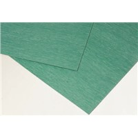 Klinger Nitrile Rubber 750 x 500mm 3mm Thick Green Gasket Sheet, Anti Stick Surface, Maximum of +400C
