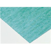Klinger Nitrile Rubber 750 x 500mm 2mm Thick Green, White Gasket Sheet, Anti Stick Surface, Maximum of +430C