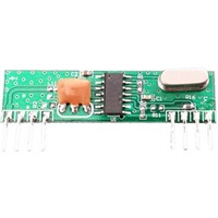 RF Solutions AM-RX9-433P RF Receiver Module 433.92 MHz, 2.4  5V