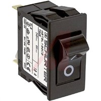 Schurter Snap In Circuit Breaker Switch - 125/250V Voltage Rating, 10A Current Rating