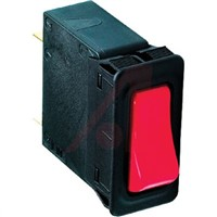 Schurter Snap In Single Pole Circuit Breaker Switch -, 20A Current Rating